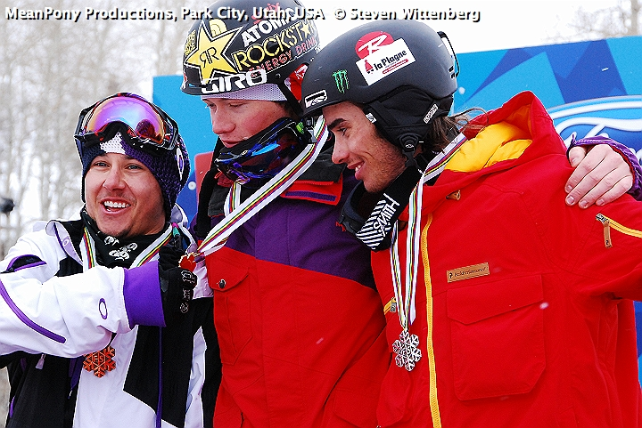 Canada sweeps Gold   Half Pipe Finals @PCMR   FIS Freestyle World Ski Championships
